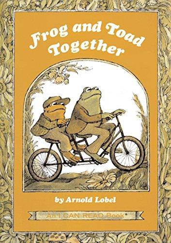 FROG AND TOAD TOGETHER: Lobel, Arnold
