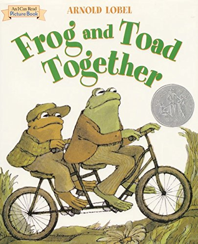 Frog and Toad Together (I Can Read Level 2): Arnold Lobel