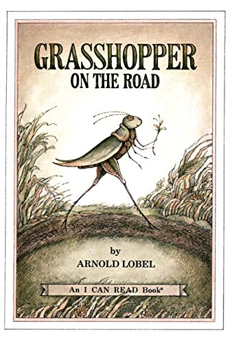 9780060239626: Grasshopper on the Road (I Can Read Book 2)
