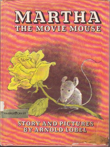 9780060239701: Martha the Movie Mouse