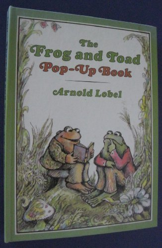 9780060239862: The Frog and Toad Pop-Up Book