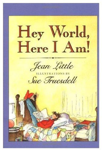 9780060239893: Hey world, here I am!