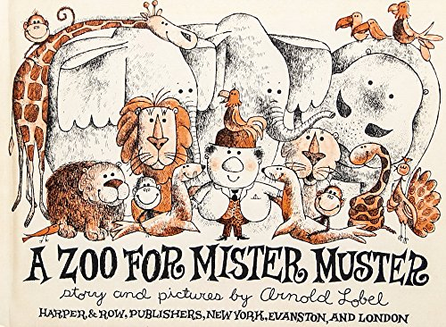 9780060239909: A zoo for Mister Muster