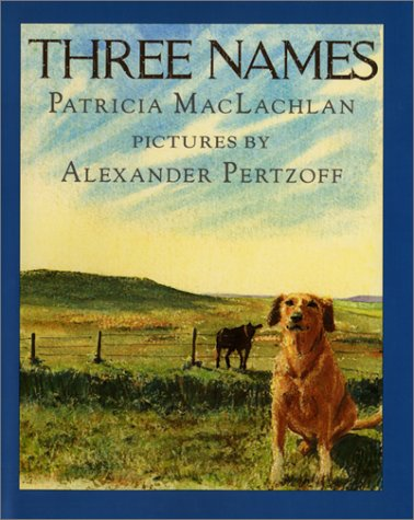 9780060240363: Three Names (An I can read history book)