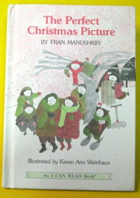 9780060240684: The perfect Christmas picture (An I can read book)