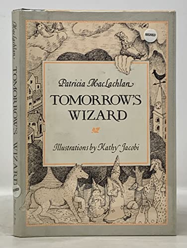 9780060240738: Tomorrow's Wizard (Charlotte Zolotow Book)