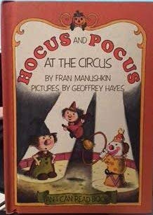 9780060240929: Hocus and Pocus at the Circus (I CAN READ Books)