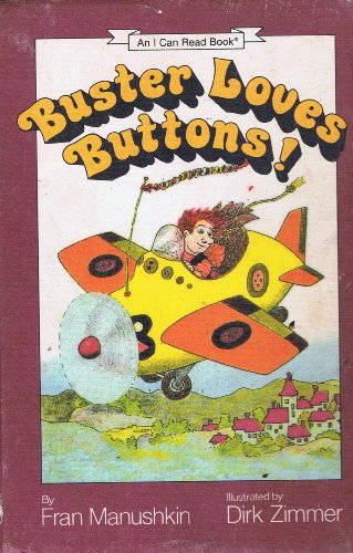 9780060241070: Buster Loves Buttons! (An I Can Read Book)