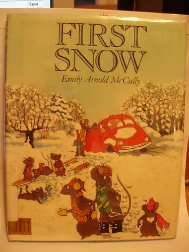 9780060241292: First Snow