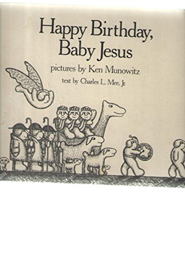 9780060241636: Happy Birthday, Baby Jesus