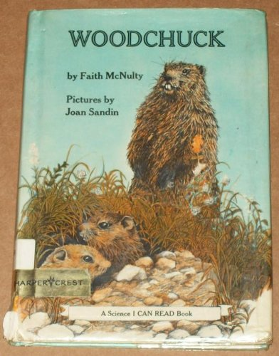 9780060241674: Woodchuck (A Science I Can Read Book)