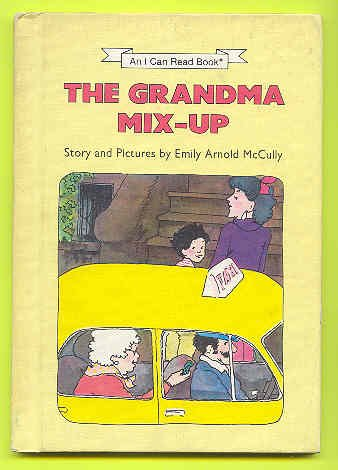 9780060242015: The Grandma Mix-Up (I Can Read!)