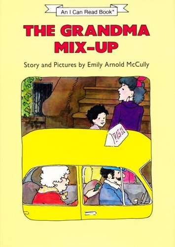 9780060242022: The Grandma Mix-Up: Story and Pictures (I Can Read Books)