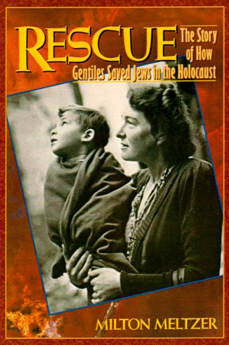 9780060242091: The Rescue: The Story of How Gentiles Saved Jews in the Holocaust