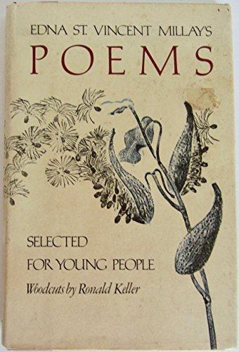 9780060242190: Edna St. Vincent Millay's Poems Selected for Young People