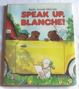 9780060242275: Speak Up, Blanche!