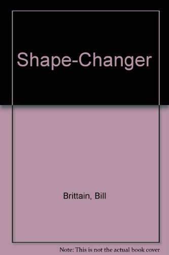 9780060242398: Shape-Changer