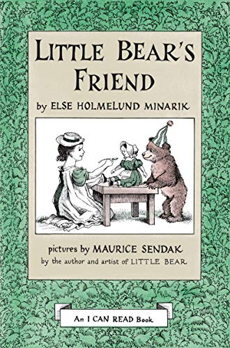9780060242558: Little Bear's Friend (I Can Read Books: Level 1)