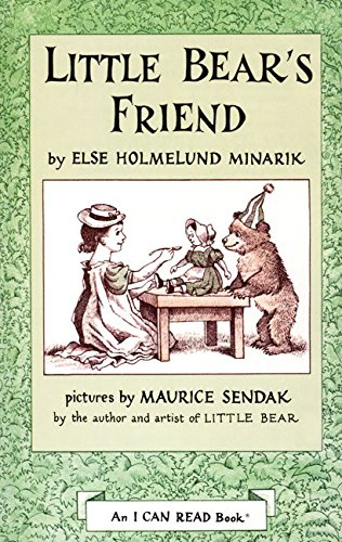 Little Bear's Friend (I Can Read) (9780060242565) by Else Holmelund Minarik
