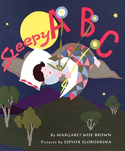 9780060242848: Sleepy ABC