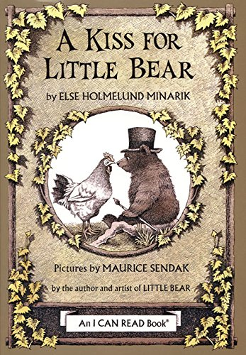 9780060242985: A Kiss for Little Bear (An I Can Read Book)