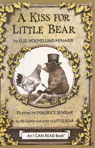 9780060242992: A Kiss for Little Bear