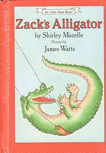9780060243098: Zack's alligator (An I can read book)