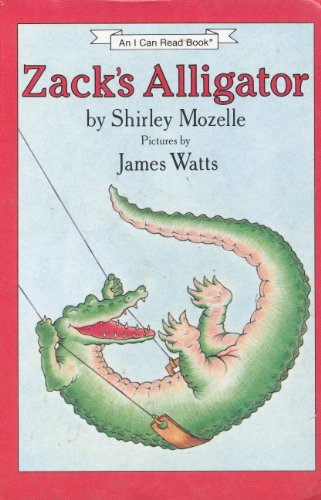 9780060243104: Zack's Alligator (An I Can Read Book)