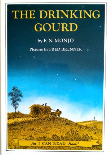 9780060243296: The Drinking Gourd: A Story of the Underground Railroad (I Can Read Books)