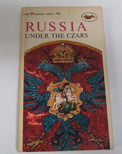 9780060243418: Russia Under the Czars