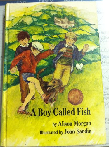 9780060243524: A Boy Called Fish