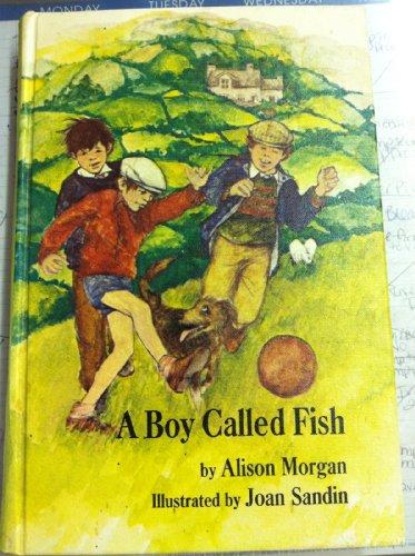 9780060243524: A Boy Called Fish