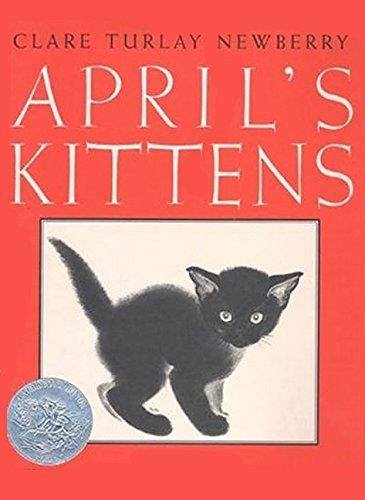9780060244002: April's Kittens