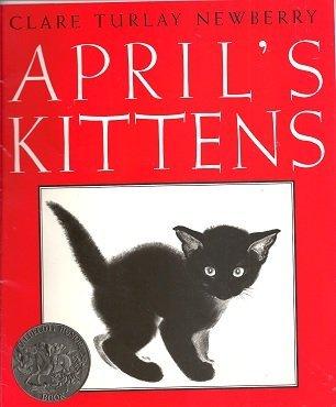 9780060244019: April's Kittens