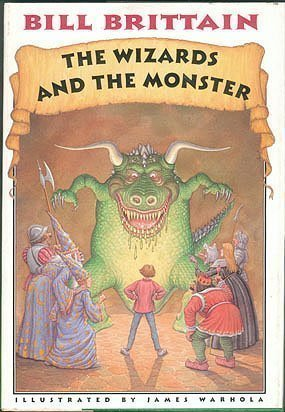 9780060244545: The Wizards and the Monster