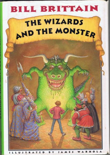 9780060244569: The Wizards and the Monster