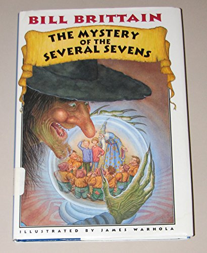 9780060244620: The Mystery of the Several Sevens