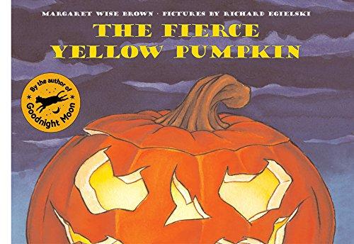9780060244798: The Fierce Yellow Pumpkin