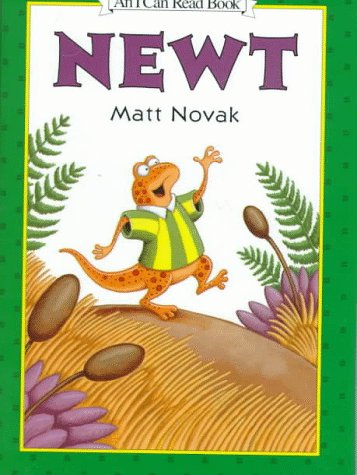 9780060245023: Newt (I Can Read Book 2)