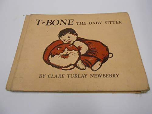 9780060245061: T-Bone, the Baby-Sitter
