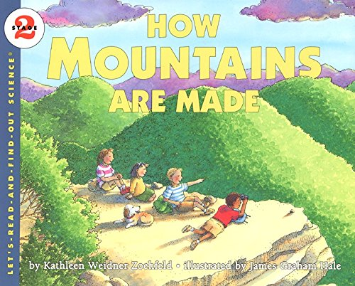 9780060245108: How Mountains Are Made (Let's Read-And-Find-Out Science)