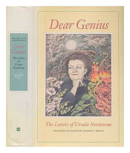 9780060245719: Dear genius : the letters of Ursula Nordstrom / collected and edited by Leonard S. Marcus