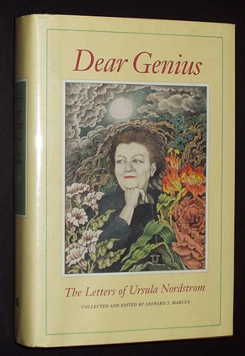 9780060245719: Dear Genius: The Letters of Ursula Nordstrom