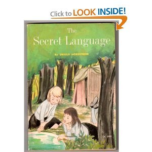 9780060245764: The Secret Language