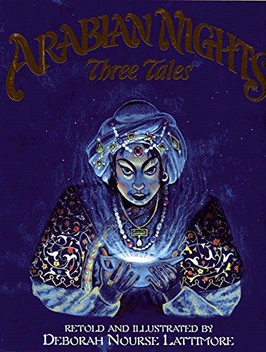 9780060245856: Arabian Nights: Three Tales