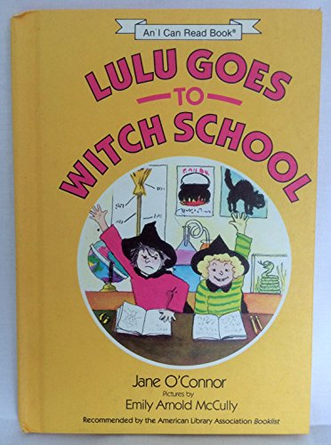 9780060246280: Lulu Goes to Witch School (I Can Read, Level 2)