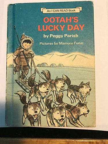 9780060246457: Ootah's Lucky Day