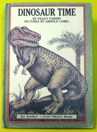 9780060246532: Dinosaur Time. (An Early I Can Read Book)