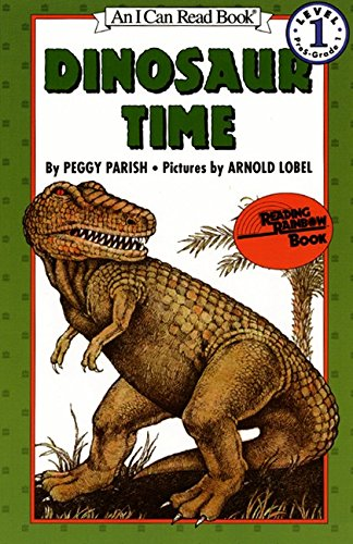 9780060246549: Dinosaur Time (I Can Read Book 1)