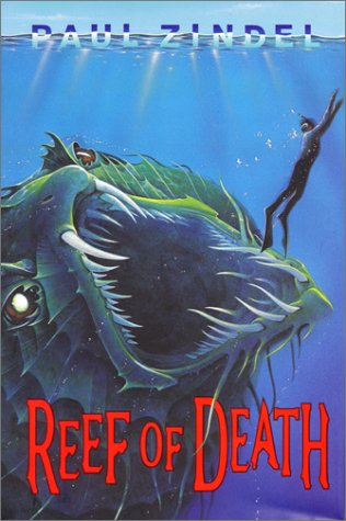 9780060247287: Reef of Death